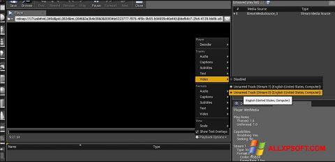 لقطة شاشة Live WebCam لنظام التشغيل Windows XP