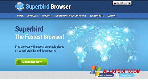 لقطة شاشة Superbird لنظام التشغيل Windows XP