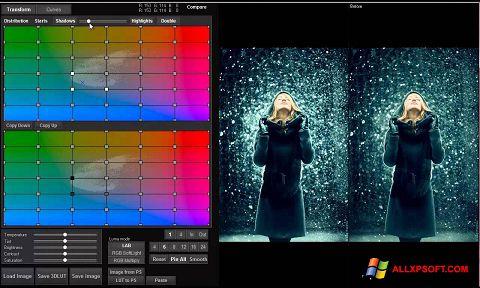 لقطة شاشة 3D LUT Creator لنظام التشغيل Windows XP