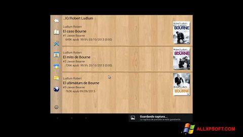 لقطة شاشة Cool Reader لنظام التشغيل Windows XP