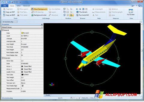 لقطة شاشة ABViewer لنظام التشغيل Windows XP